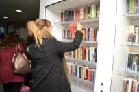 AHMET PIRIŞTINA - İzmir'in Yüzen Kütüphanesi Açıldı