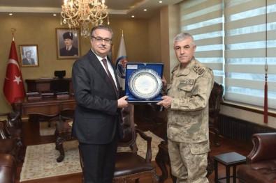 Jandarma Genel Komutanı Çetin Mersin'de