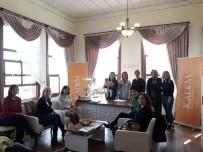 KADIN DERNEĞİ - Kadın Meclisi KADEM'i Ziyaret Etti