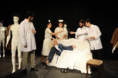 Karşıyakalı Tiyatrocular Bozcaada'da