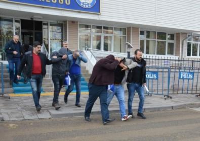 Kırıkkale'de Uyuşturucu Operasyonunda 5 Tutuklama