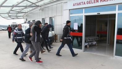 Konya Merkezli Üç İlde Uyuşturucu Operasyonu Açıklaması 18 Gözaltı