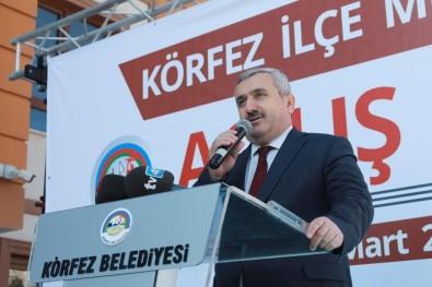 Körfez'den Türkiye'ye Örnek Müftülük Binası