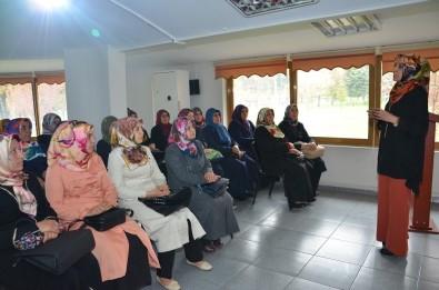 Malatya'da Gelin Ve Kaynanalara Eğitim