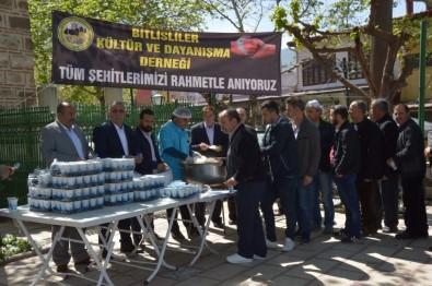 Manisa'daki Bitlislilerden Şehitler İçin Hayır