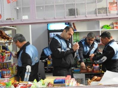 Mardin'de Zabıta Kantinleri Denetledi