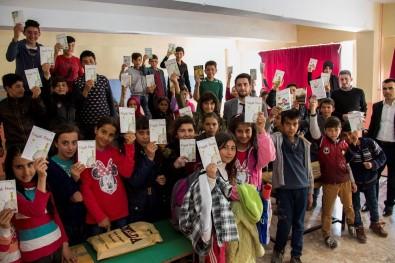 Meram Gençlik Meclisinden 'Siz Okuyun Yeter Ki' Kampanyası