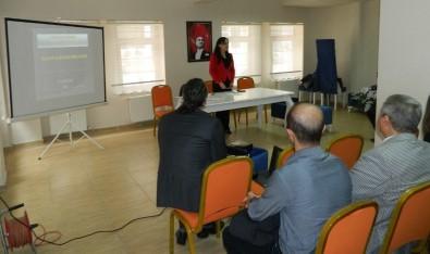 'Mermer Ocağı Kapasite Artışı Projesinin' Toplantısı Yapıldı