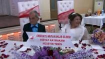 Midyat'ta Engelli Çift Muradına Erdi