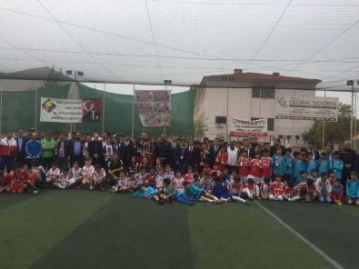 Milas'ta 'Okullar Arası Bahar Turnuvası' Sona Erdi