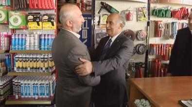 MTSO Başkanı Erkoç'tan Esnaf Ziyaretleri