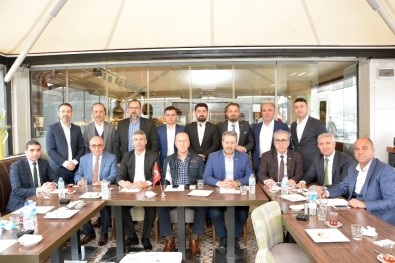 MÜSİAD İzmir Hizmetler Sektörleri Grubu Teşvikleri Konuştu