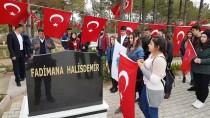 SEMİH TERZİ - Öğrenciler Şehit Halisdemir'in Annesini Unutmadı