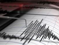 BRITANYA - Papua Yeni Gine'de 6,9 büyüklüğünde deprem