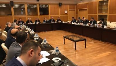 Rektör Polat, Dışişleri Bakanlığındaki 'Afrika' Toplantısına Katıldı