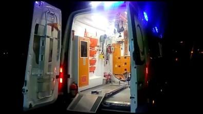 Samsun'da Otomobile Tüfekli Saldırı Açıklaması 3 Yaralı