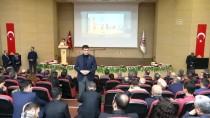 MEHMET SELİM KİRAZ - Şehit Mehmet Selim Kiraz İçin Adliyede Tören