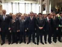 MEHMET SELİM KİRAZ - Şehit Savcı Mehmet Selim Kiraz İstanbul Adalet  Sarayı'nda Anıldı