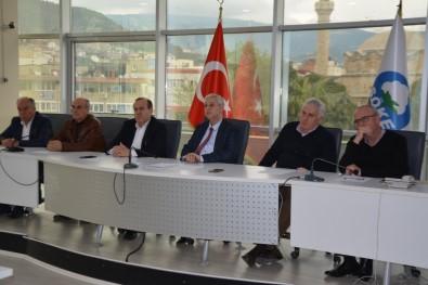 Söke OSB Müteşebbis Heyetinin CHP'li Temsilcileri İstifa Etti