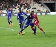 CEM SATMAN - Spor Toto Süper Lig Açıklaması DG Sivasspor Açıklaması 0 - Kardemir Karabükspor Açıklaması 0 (İlk Yarı)