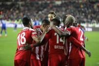 CEM SATMAN - Sivasspor sürprize izin vermedi!