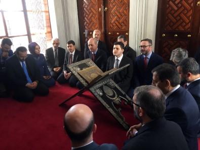 Sultan Ahmed Türbesi Ziyarete Açıldı
