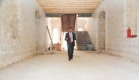 SIKI YÖNETİM - Tarihi Binanın Beton Sıvaları Kazıldıkça Gizli Tarih Gün Yüzüne Çıkıyor
