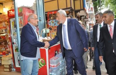 TESK Başkanı Palandöken Açıklaması 'Bankalar Esnafın Maliyetini Artırmamalı'