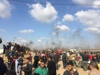NASRALLAH - 'Toprak Günü' Yürüyüşüne Müdahale Açıklaması 14 Ölü, Bin 500 Yaralı