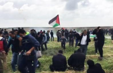 'Toprak Günü' Yürüyüşüne Müdahale Açıklaması 7 Ölü, 500 Yaralı