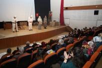MÜCAHİT ARSLAN - Torunlar, Dede Ve Nineleriyle Tiyatroda