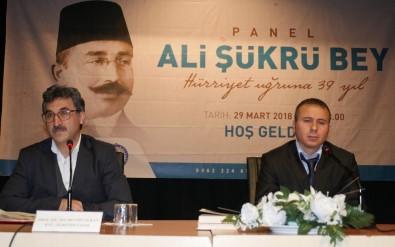 Trabzon Milletvekili Ali Şükrü Bey Unutulmuyor