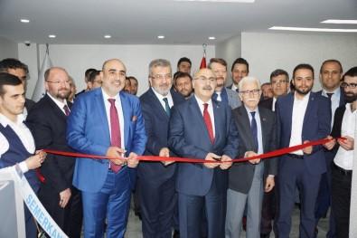 TÜMSİAD Aydın Şubesinin Yeni Ofisinin Açılışı Yapıldı