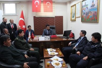 Türkiye Gaziler Ve Şehit Aileleri Vakfı Temsilciliği Açıldı
