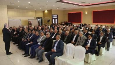 Tuşba'da 'Muhtarlarla İstişare' Toplantısı