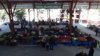 Umurbey Kapalı Pazar Yeri Törenle Açıldı