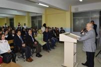 NECATI ŞENTÜRK - Vali Şentürk, Okulları Ziyaret Ederek Öğrencilerle Vedalaştı