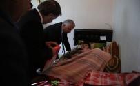SERDAR ÖZKAN - Vali Yıldırım, Fırtınada Yaralanan Öğrenciyi Ziyaret Etti