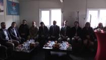 TÜRKIYE KAYAK FEDERASYONU - Van'da Kayakçılar İçin Sporcu Eğitim Merkezi Açıldı