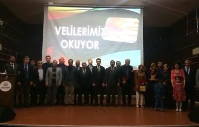 'Velilerimiz Okuyor' Projesinin Ödül Töreni Düzenlendi