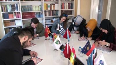 Yabancı Öğrencilerin Mektupları Mehmetçik'e Ulaştı