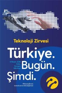 Yapay zekanın dâhileri Turkcell'in Teknoloji Zirvesi'nde buluşacak