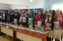 YABANCI DİL EĞİTİMİ - YTÜ'den Erciş'teki '101 Okul 101 Kütüphane' Projesine Kaynak Kitap Desteği