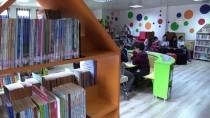 3 Bin Nüfuslu İlçede 33 Bin Kitaplı Kütüphane