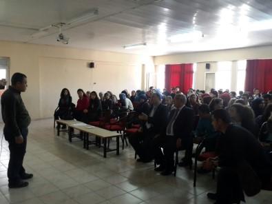 534 Öğrenciye 'Gıda Güvenilirliği' Eğitimi Verildi