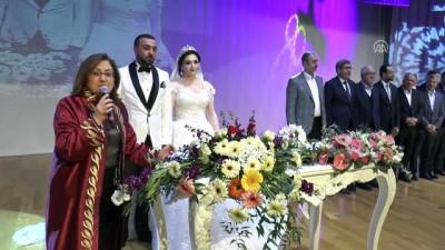 Adalet Bakanı Gül Nikah Şahitliği Yaptı