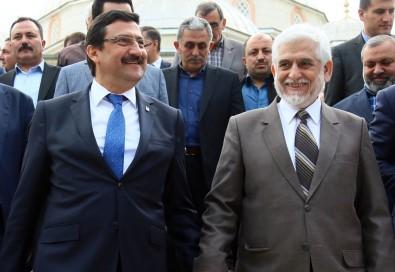 Afgan Büyükelçiden Başkan Ak'a Ziyaret