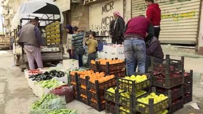Afrin'de Terörün İzleri Siliniyor