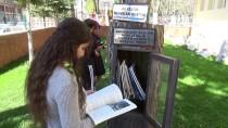 'Ağaç Kütüphane' Hiç Kapanmıyor
