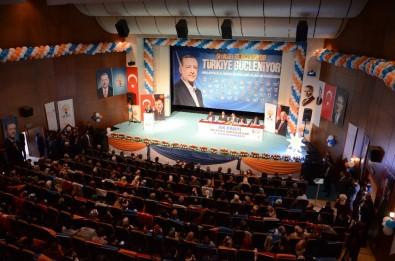 AK Parti Gençlik Kolları Başkanlığında Görev Değişimi